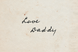 Love Daddy – Paul Kilbertus – Nov. 27-Dec. 8