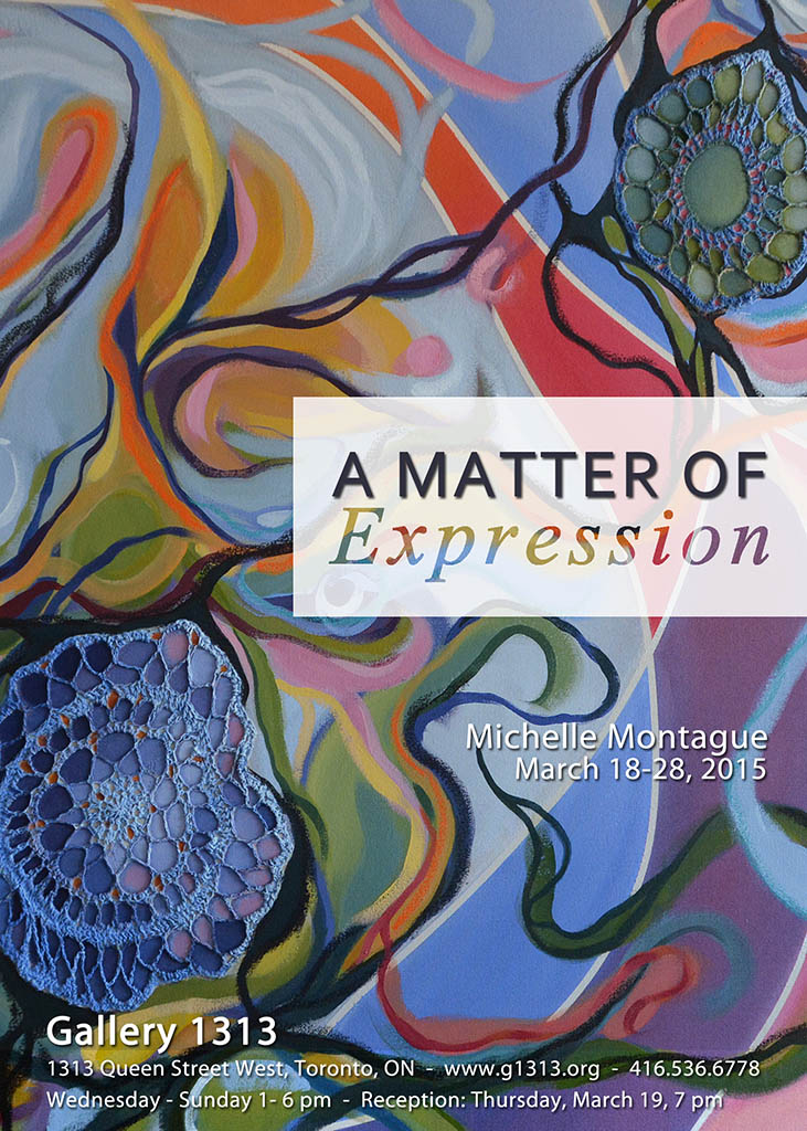 A MATTER OF EXPRESSION