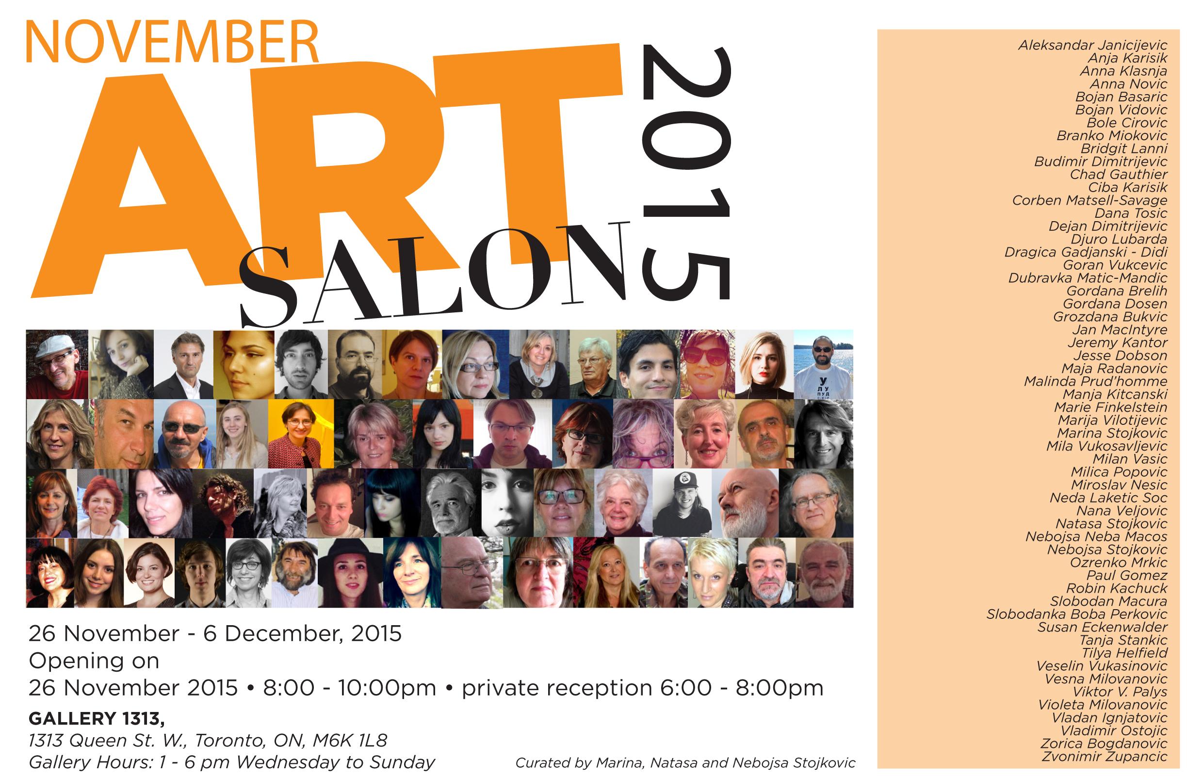 Art Salon 2015