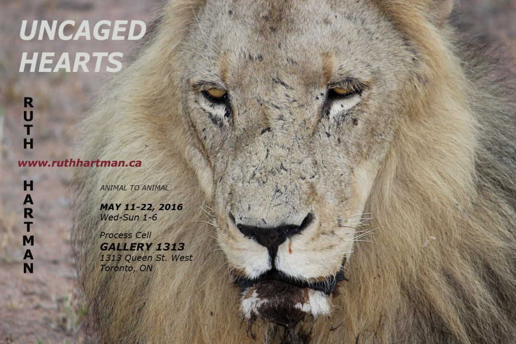 Uncaged Hearts – by Ruth Hartman