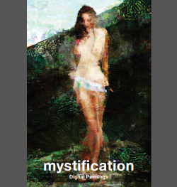 Mystification: Digital Paintings by Gilles Morin
