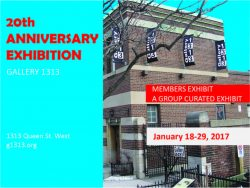20th Anniversary Members Exhibition