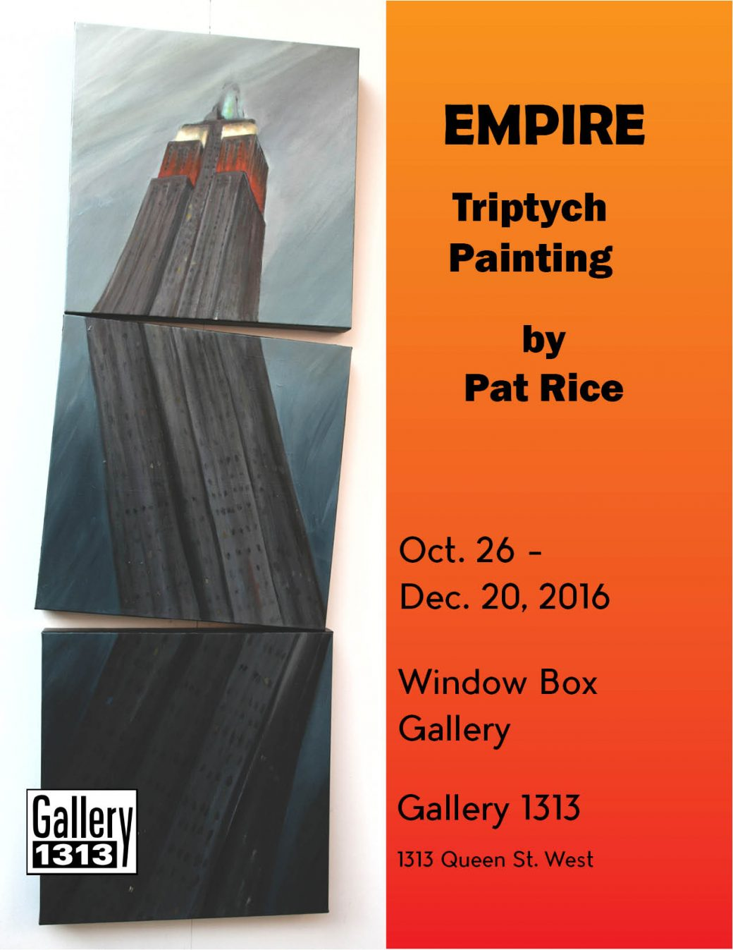 Empire by Pat Rice
