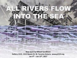 All Rivers Flow Into the Sea: New Work by Mikael Sandblom