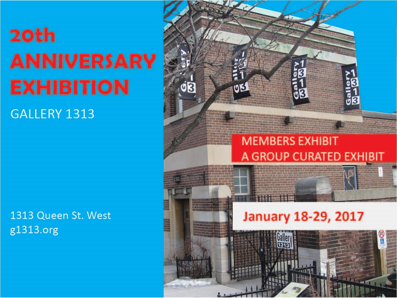 20th Anniversary Members' Exhibition
