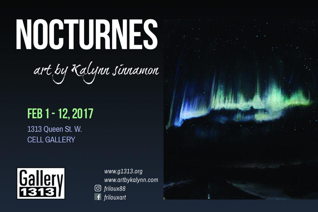 Nocturnes Kalynn Sinnamon