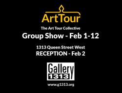 The Art Tour Collective: Group Show Feb 1-12