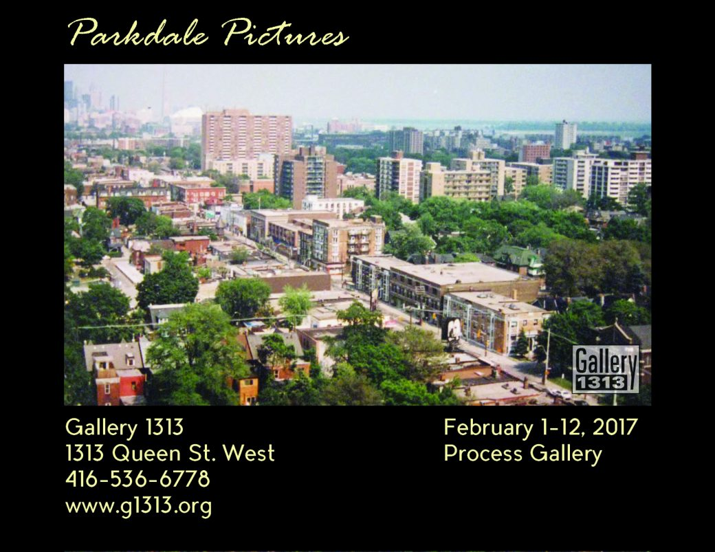Parkdale Pictures February 1-12