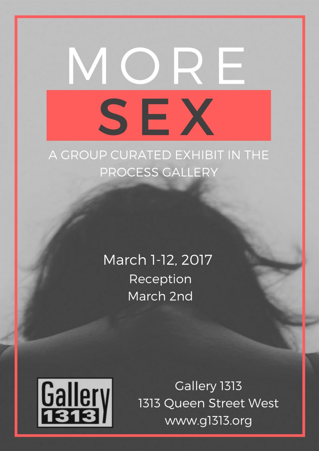 MORE SEX March 1-12