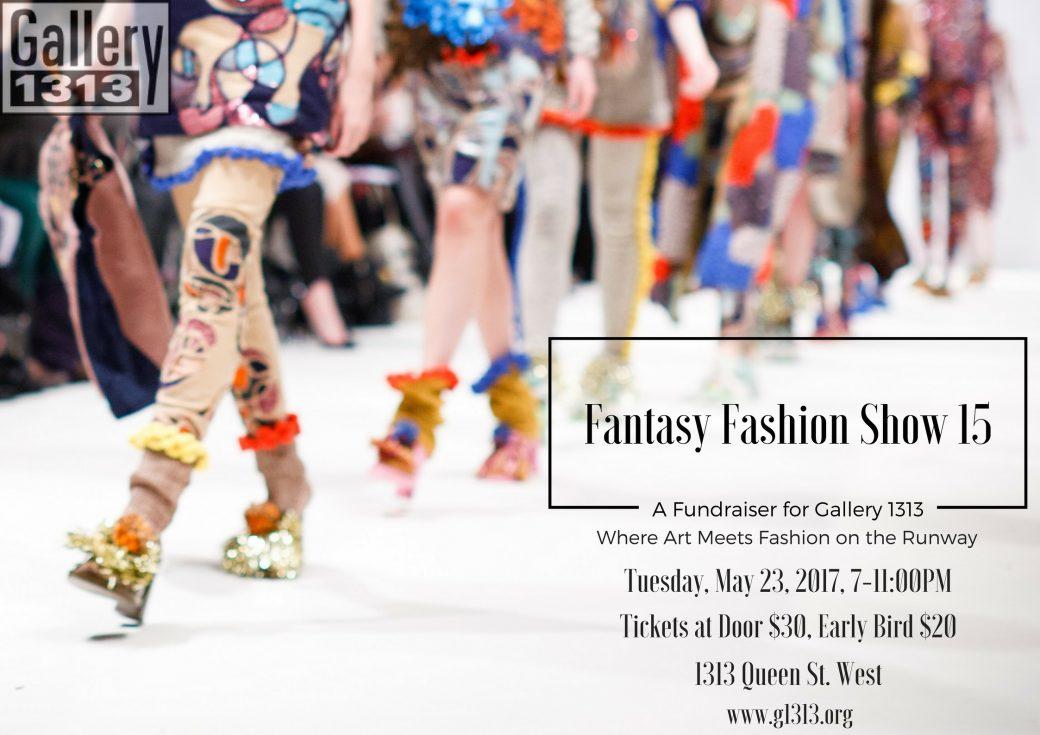 Fantasy Fashion Show #15 – May 23
