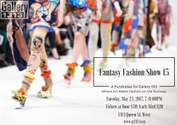 Fantasy Fashion Show #15 – May 23