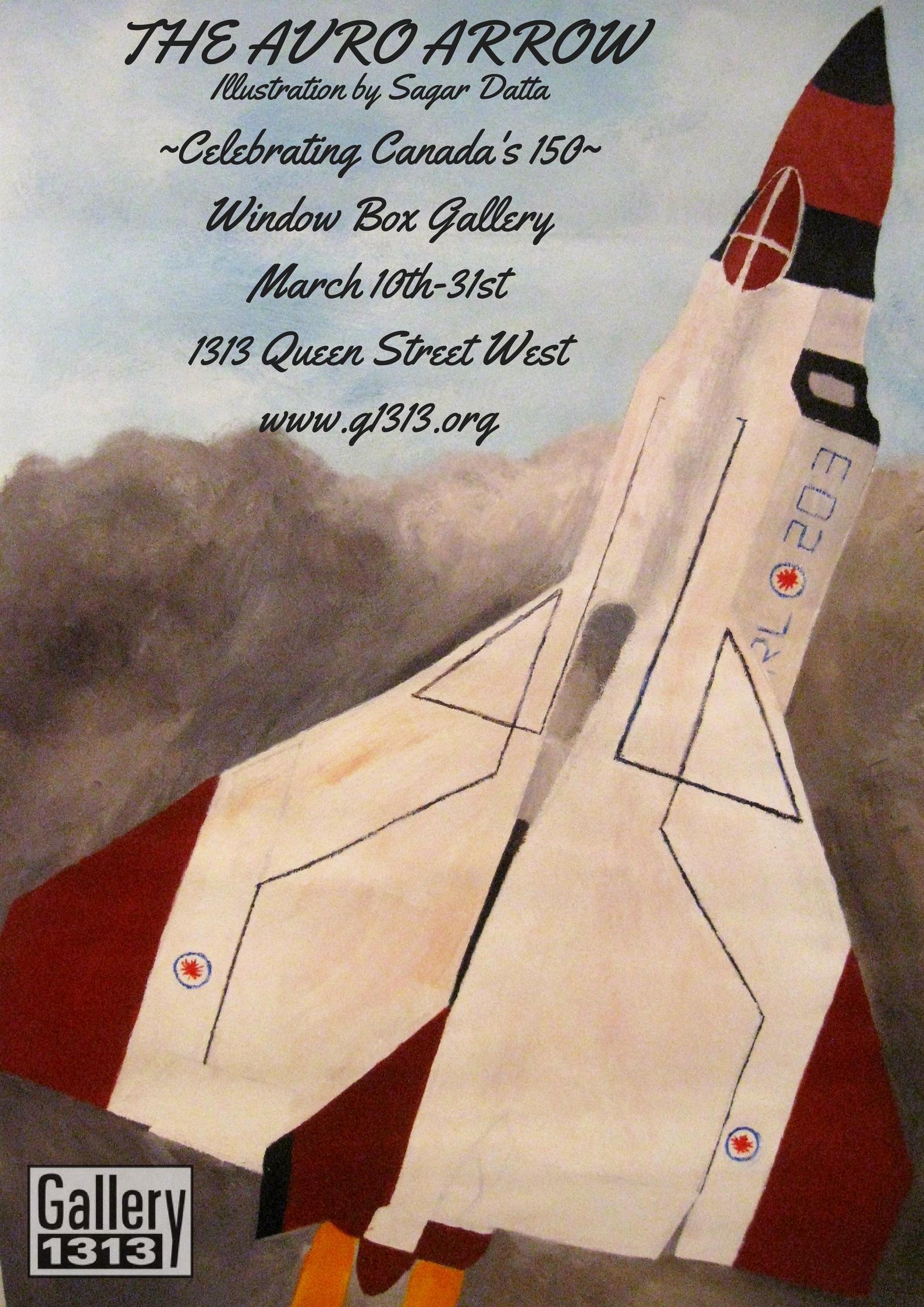 THE AVRO ARROW March 10-31