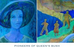 Ruth Hartman: Pioneers of Queen's Bush, June 21 – July 2