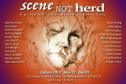 5 Lovely Guys – Scene Not Herd – Nov 22 – Dec 2