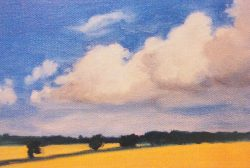 Sally Holcomb Blackman – Small Paintings – Large Country – Oct 11 – 22