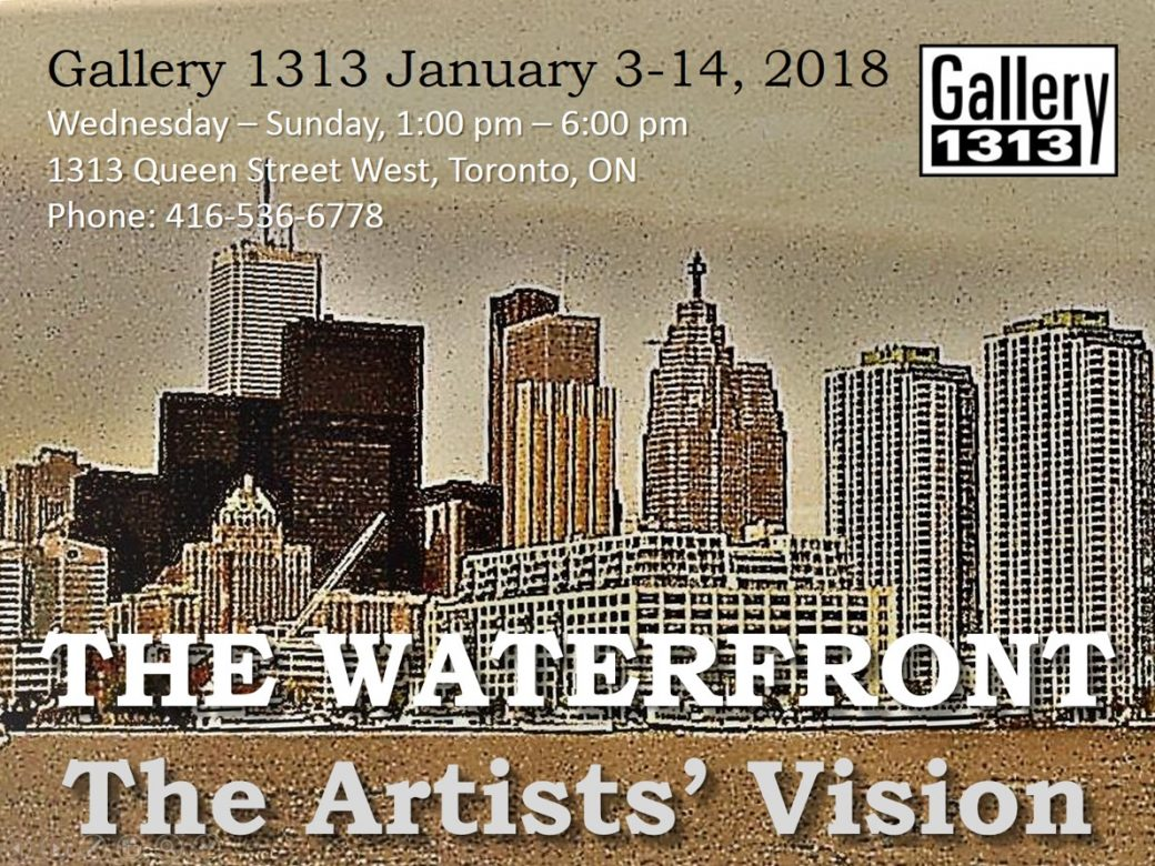 The Waterfront – Jan. 3-14, 2018