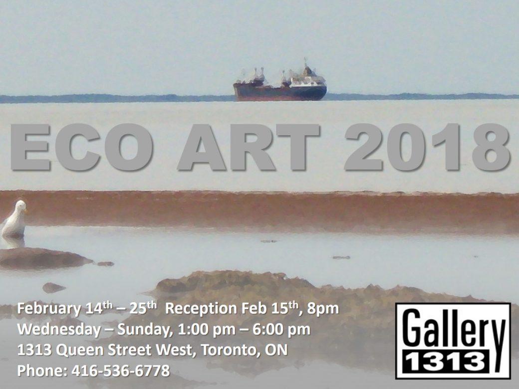 Eco Art 2018 Feb 14 – 25