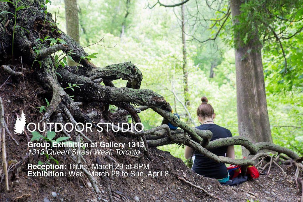 Outdoor Studio – March 28 – April 8